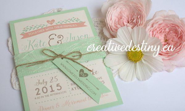 Tmx 1440695696506 Invite Katejay Parker Dam, CA wedding invitation