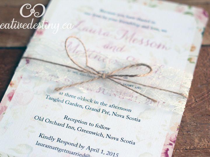 Tmx 1440695998231 Img9303 Parker Dam, CA wedding invitation
