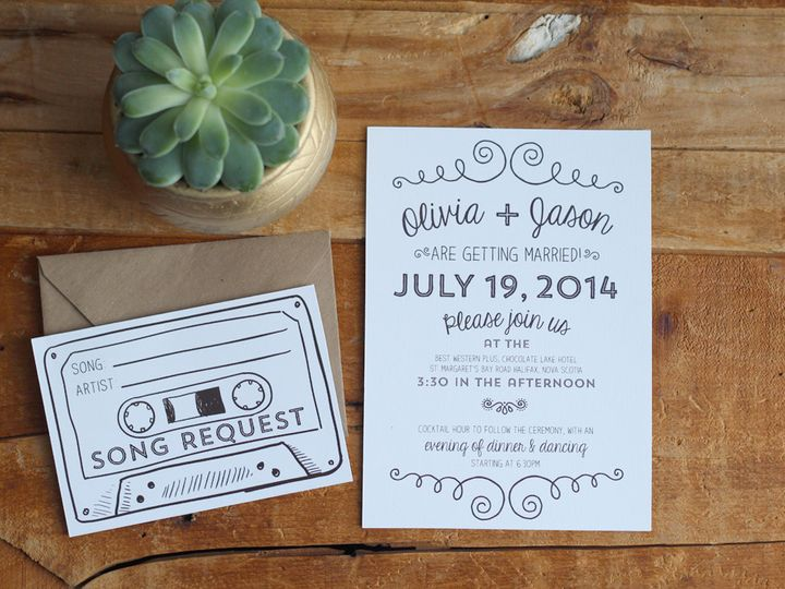 Tmx 1440696003217 Img9311 Parker Dam, CA wedding invitation