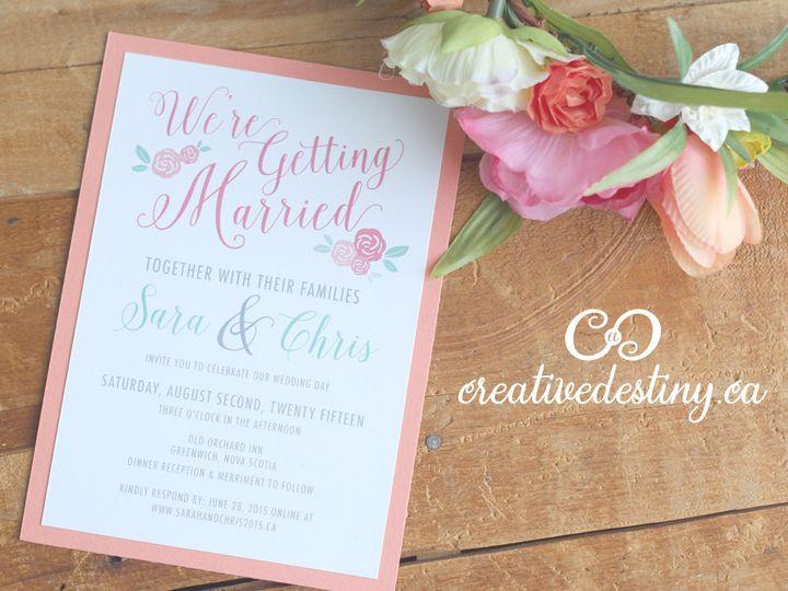 Tmx 1440696019629 Img9322 Parker Dam, CA wedding invitation