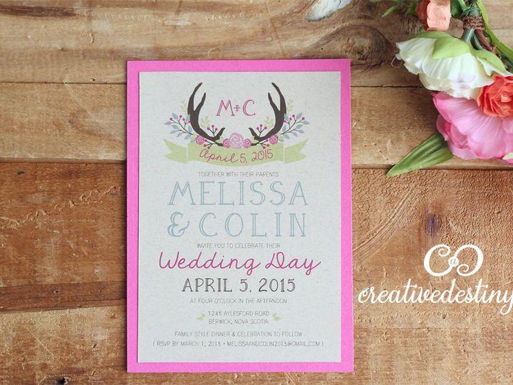 Tmx 1440696032411 Img9333 Parker Dam, CA wedding invitation