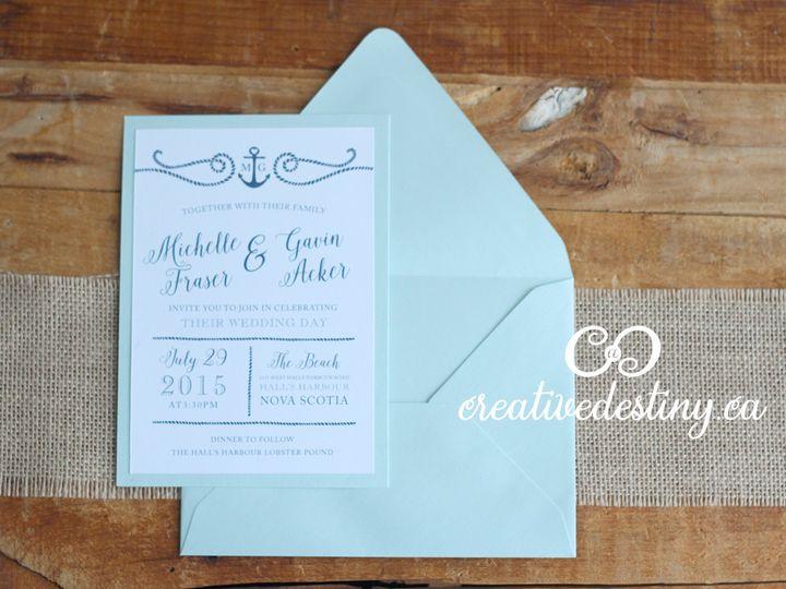 Tmx 1440696090798 Img9351 Parker Dam, CA wedding invitation