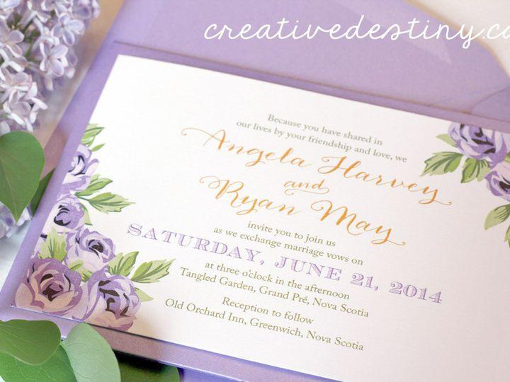 Tmx 1440696248918 Angela 1 Parker Dam, CA wedding invitation