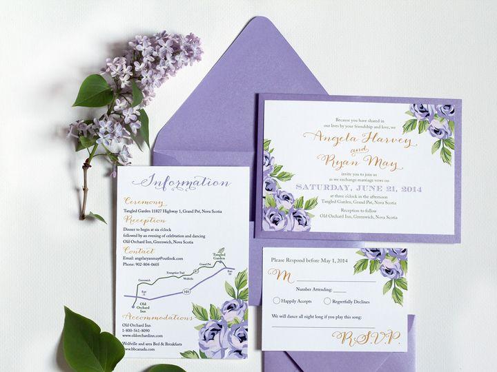 Tmx 1440696254333 Angelaryan1 Parker Dam, CA wedding invitation