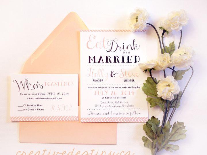 Tmx 1440696295014 Hollysteve4 Parker Dam, CA wedding invitation