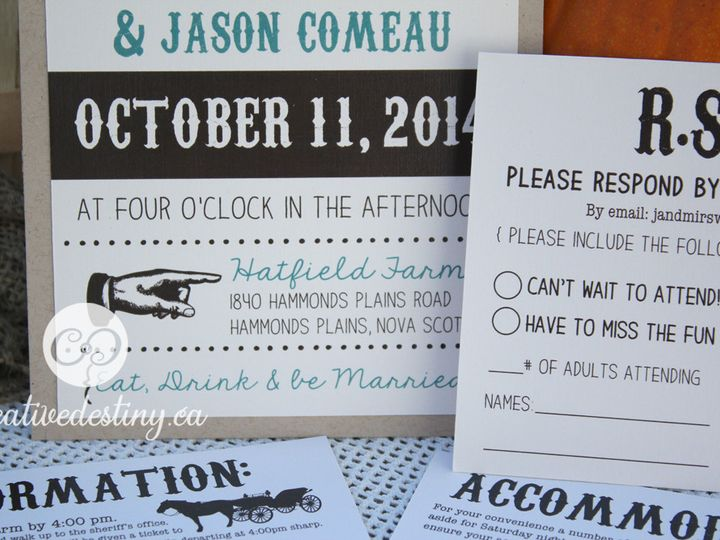 Tmx 1440696313645 Img8481 Copy Parker Dam, CA wedding invitation