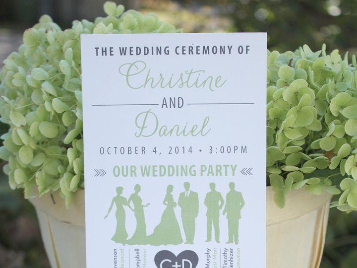 Tmx 1440696439413 Christina Program Parker Dam, CA wedding invitation