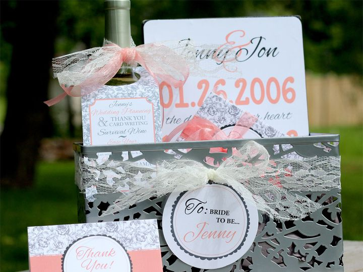 Tmx 1440714451934 Jenny Gift7 Parker Dam, CA wedding invitation