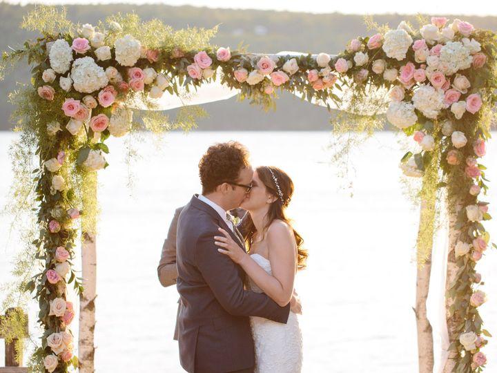 Tmx 1491495308688 2016 09 04juliegreg0393 Porter, Maine wedding florist