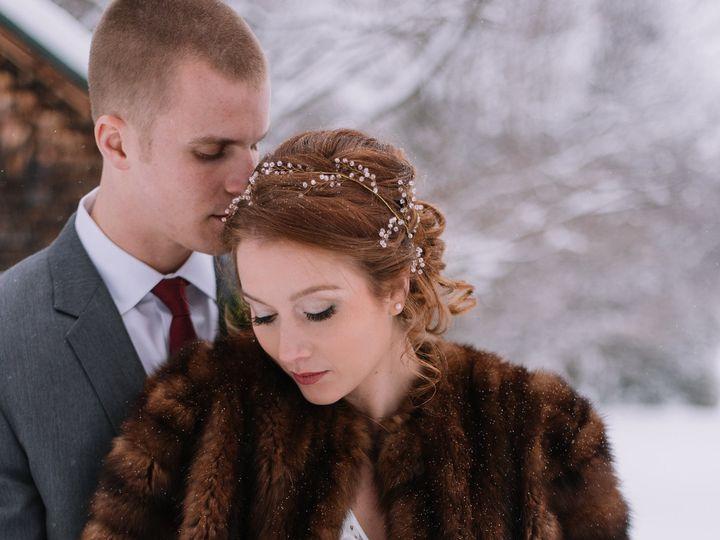 Tmx 1491496188626 Winterstyledshoot 125 Porter, Maine wedding florist