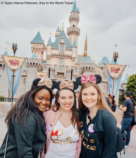 Disneyland trips