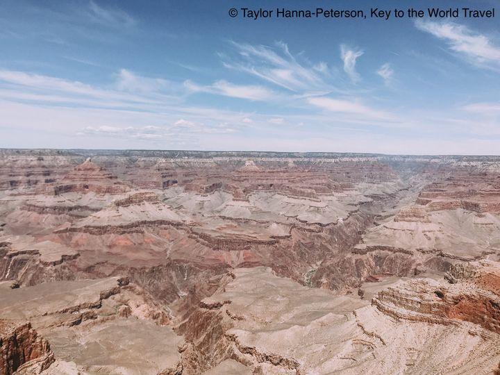 Destination to Grand Canyon
