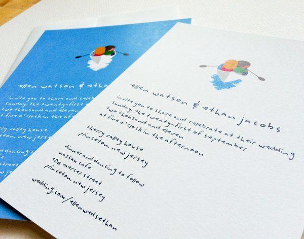 Tmx 1315542940932 Showcase46 Princeton wedding invitation