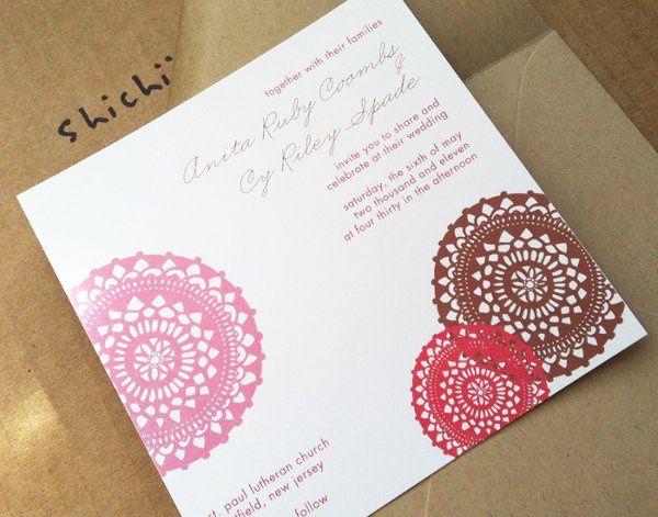 Tmx 1315543282557 Showcase33 Princeton wedding invitation