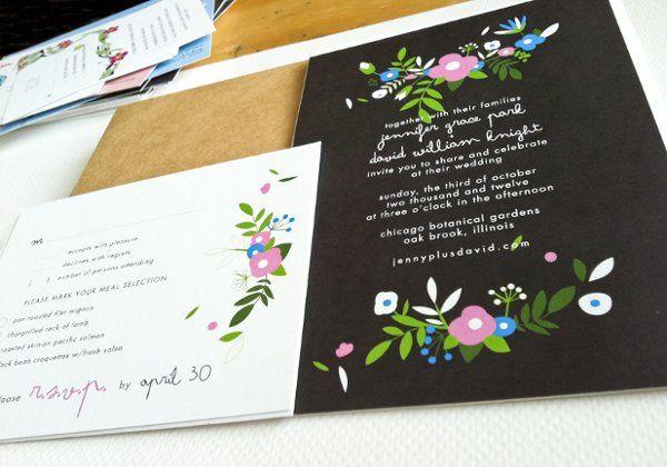 Tmx 1315543409354 ValleyBouquetLavenderFull Princeton wedding invitation