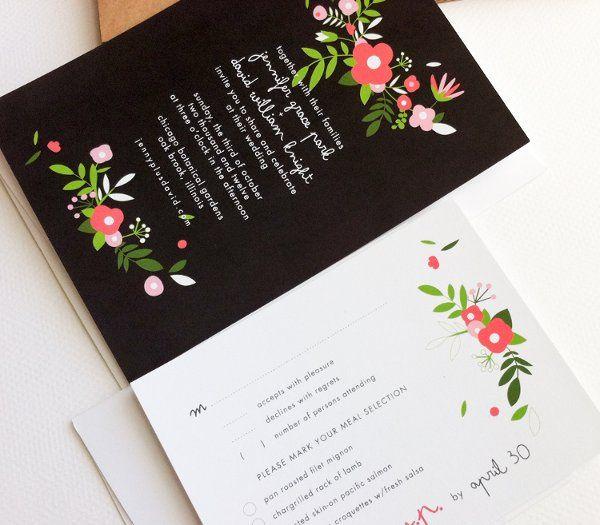 Tmx 1315543558354 BouquetPink3 Princeton wedding invitation