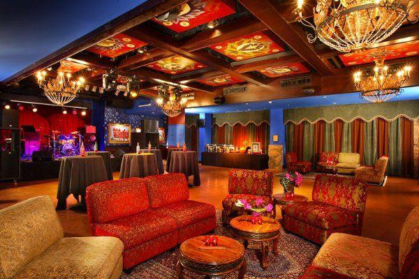 House Of Blues Dallas Cambridge Room Capacity