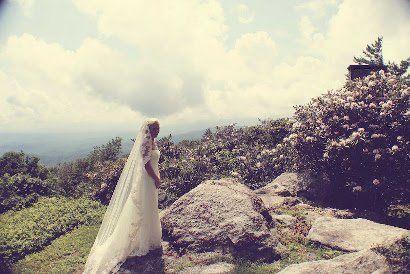 A Blowing Rock wedding