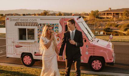 Street Freeze Ice Cream Party Truck & Carts 1