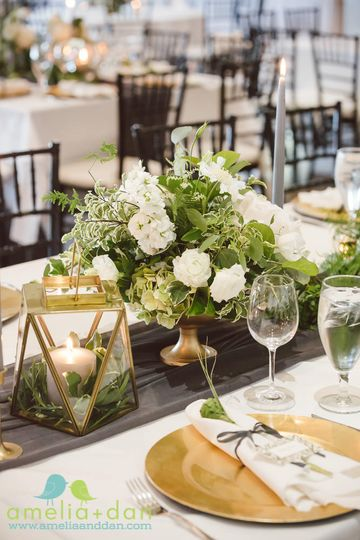 Table accents