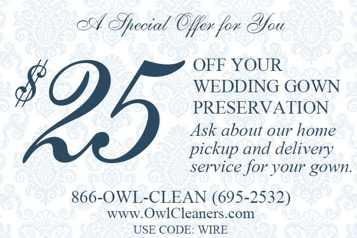 cleaning vintage wedding dress philadelphia