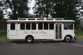 Hop Aboard Trolley