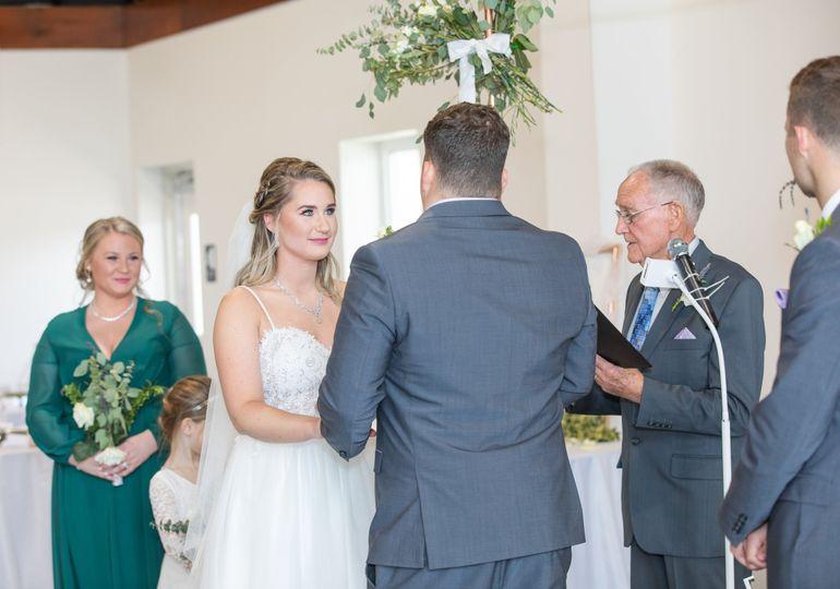 The wedding vennu