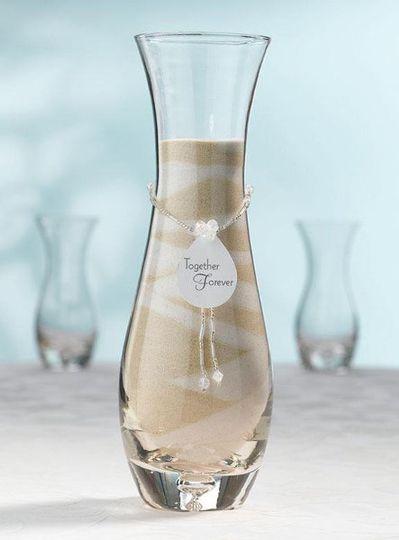 3 Vase Sand Ceremony