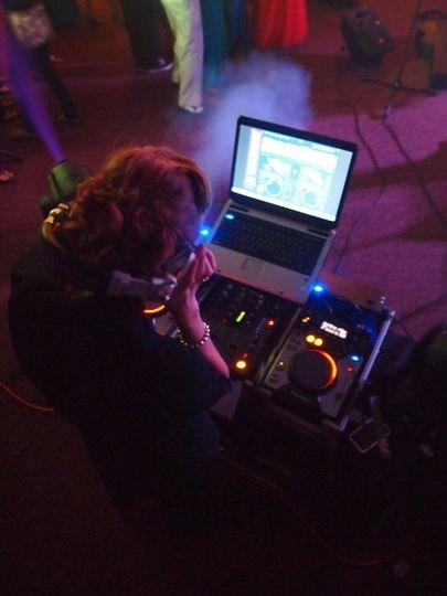 DJ Jen!