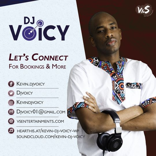 LETS CONNECT & Get in touch DJS