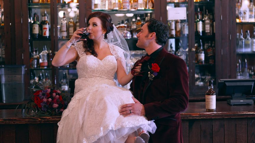A married couple - Cloud 9 Wedding Videography
