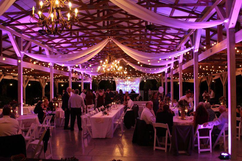 Indoor or Outdoor events