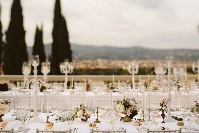 Tablescape   Florence