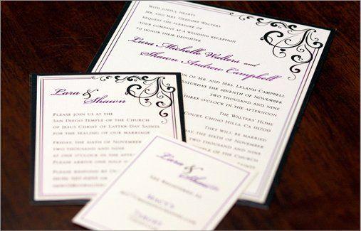 Tmx 1270162631663 Image22 Rancho Cucamonga wedding invitation