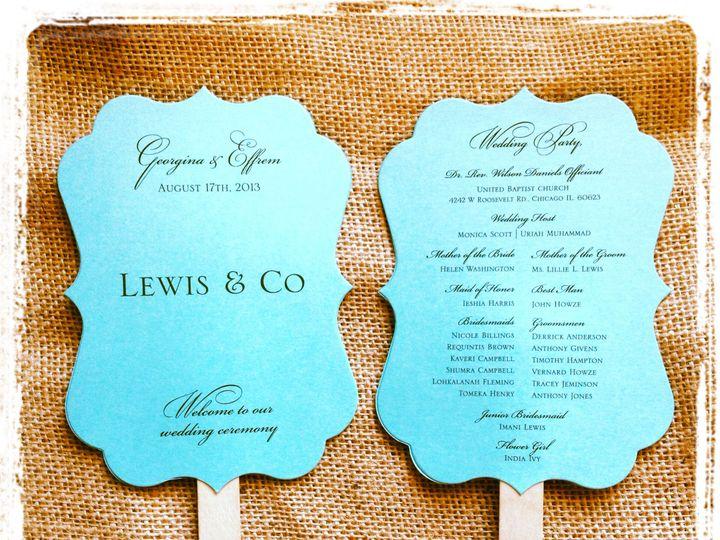 Tmx 1420189266618 Tiffanybluefan Rancho Cucamonga wedding invitation