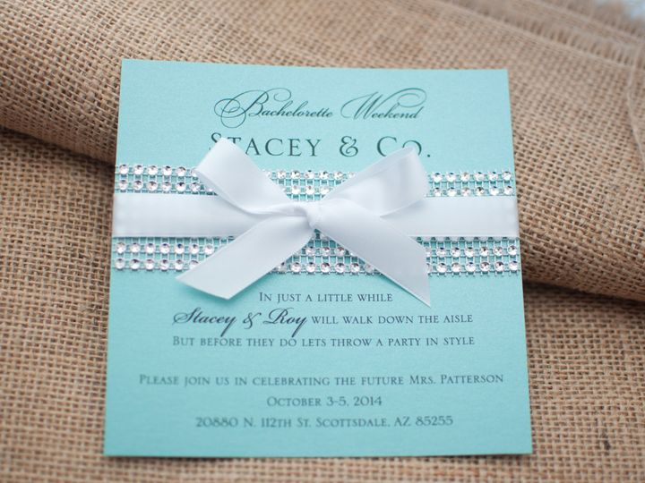 Tmx 1420189677081 Bacheloretteandco 1 Rancho Cucamonga wedding invitation