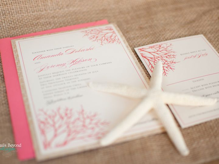 Tmx 1422260353593 Mandywedding 1 Rancho Cucamonga wedding invitation