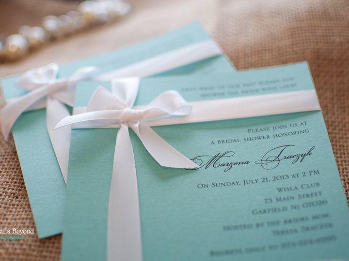 Tmx 1422260483571 Tiffanybridalshower 2 Rancho Cucamonga wedding invitation