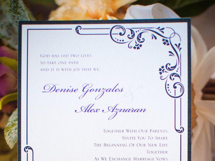 Tmx 1422260661748 Weddinginvite 2 Rancho Cucamonga wedding invitation