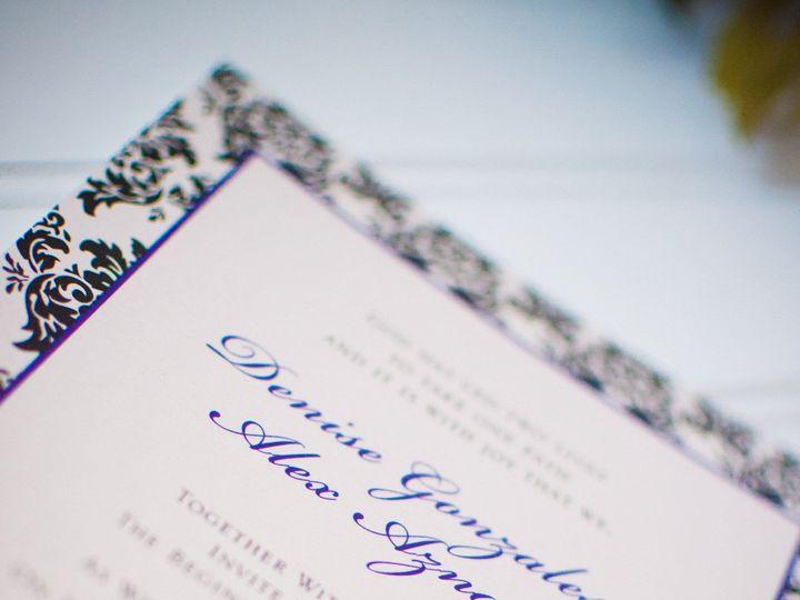 Tmx 1422260683618 Weddinginvite 3 Rancho Cucamonga wedding invitation