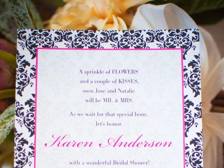 Tmx 1422260764155 Weddinginvite 7 Rancho Cucamonga wedding invitation