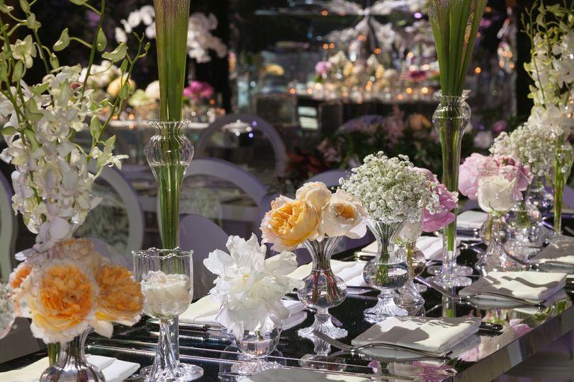 Botanical gardens celebration