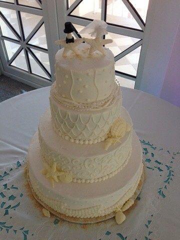 Tmx 1468269300774 1045322610152947257001549633346059n Harlingen wedding cake