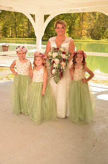 The wedding littles