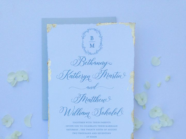 Tmx 1517171661 83e697d2daa5c78b 1517171658 Cb207f5ec187c558 1517171657269 2 F3 Succasunna wedding invitation