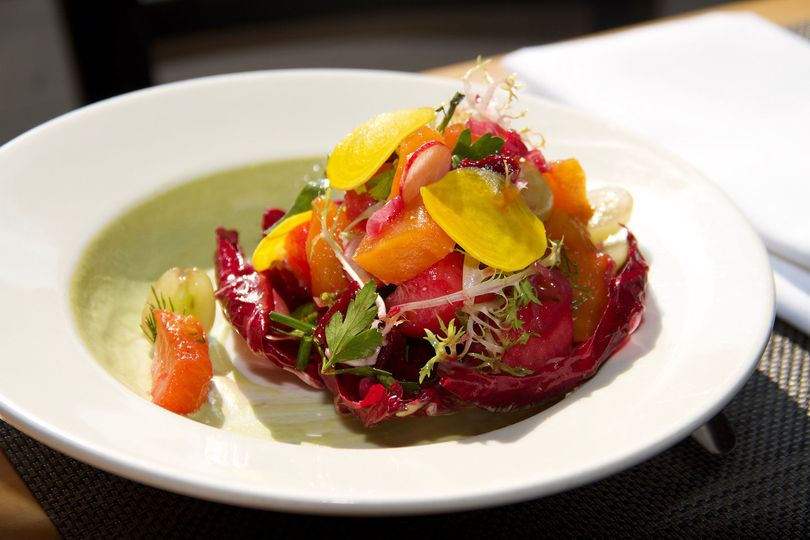 Watermelon beets