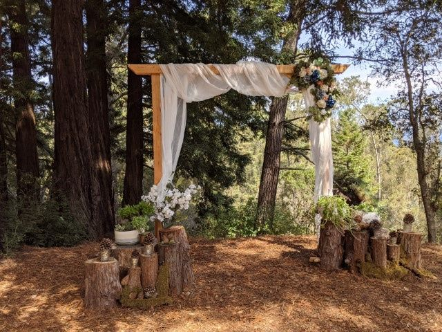 Santa Cruz Micro-Wedding Venue