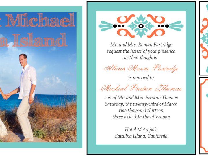 Tmx 1369862804382 Slidedesign Okemos wedding invitation