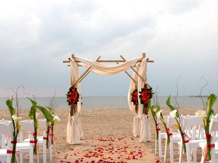 Tmx 1272386515559 Arch Virginia Beach, Virginia wedding florist