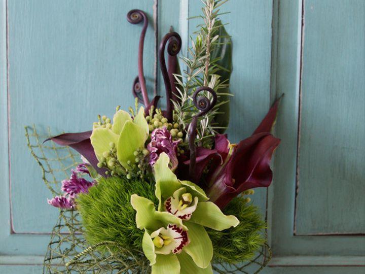 Tmx 1393521634371 Greenplumelphab Virginia Beach, Virginia wedding florist